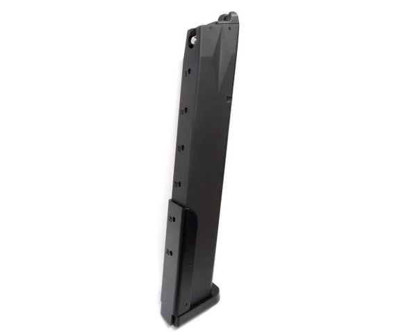 KWA 48rd M9 PTP Extended GBB Pistol Magazine (Black) - Stryker Airsoft