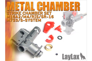 Laylax Prometheus NEO Perfect Metal Chamber Set - Stryker Airsoft