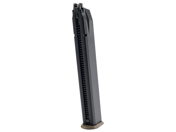 Elite Force 45rd Walther PPQ Gas Blowback Pistol Extended Magazine - Stryker Airsoft