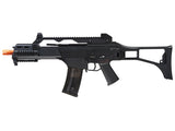 Elite Force H&K G36C Competition AEG Airsoft Gun (Black) - Stryker Airsoft