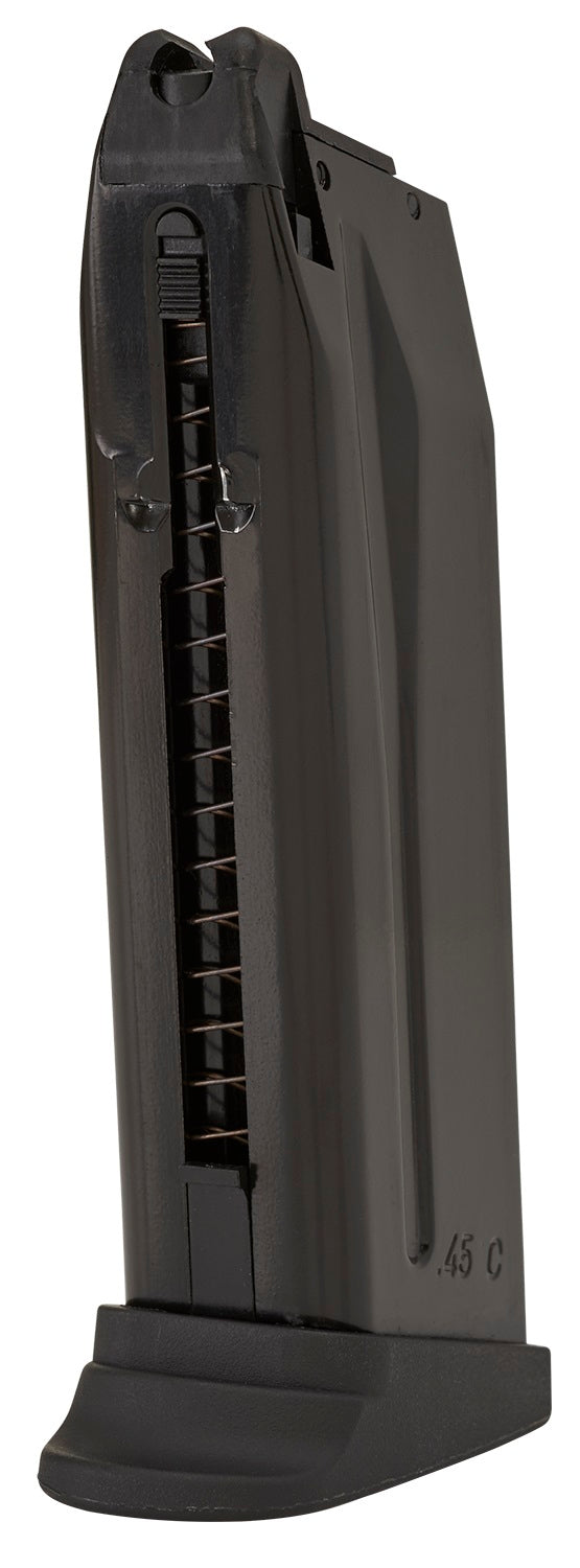 Elite Force 20rd H&K HK45CT Gas Blowback Pistol Magazine - Stryker Airsoft