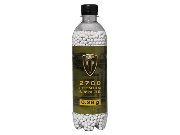 Elite Force Premium 0.28g 2700ct 6mm Airsoft BBs - Stryker Airsoft