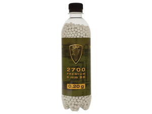 Elite Force Premium 0.20g 2700ct 6mm Airsoft BBs - Stryker Airsoft