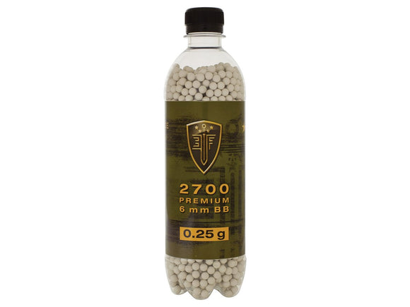 Elite Force Premium 0.25g 2700ct 6mm Airsoft BBs - Stryker Airsoft