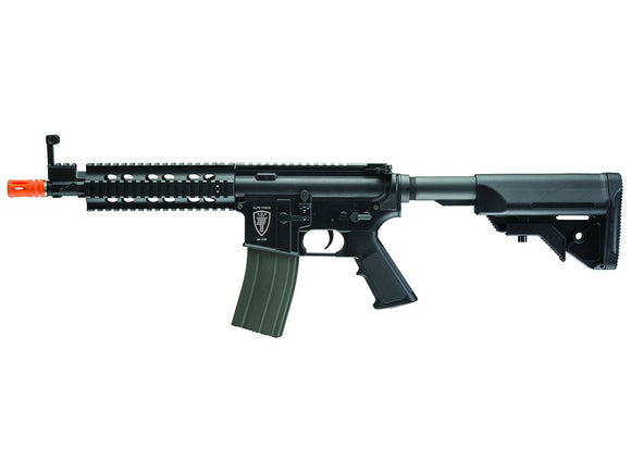Elite Force M4 CQB Competition AEG Airsoft Gun (Black) - Stryker Airsoft