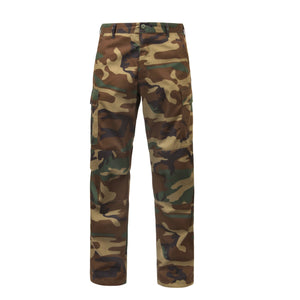 Rothco Relaxed Fit Zipper Fly BDU Pants - Stryker Airsoft