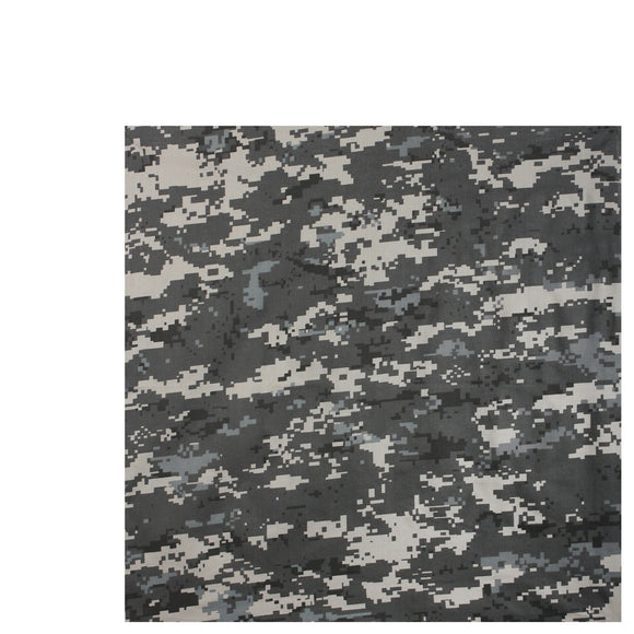 Rothco Digital Camo Bandana (Subdued Urban Digital) - Stryker Airsoft