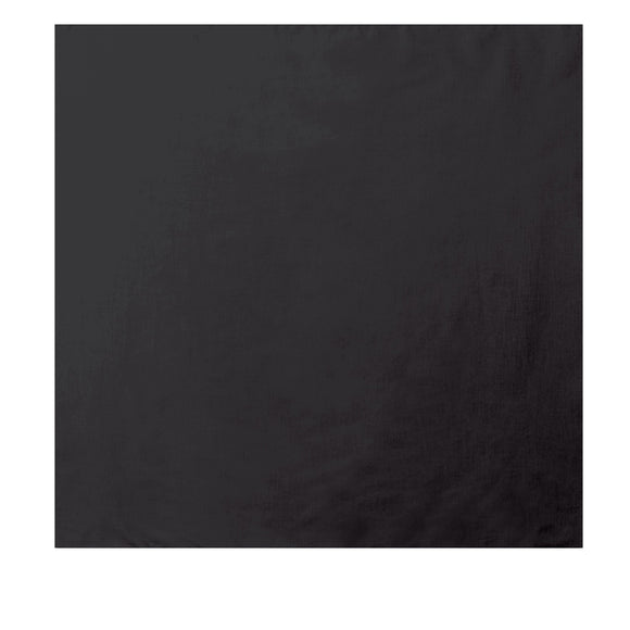 Rothco Solid Color Bandana (Black) - Stryker Airsoft