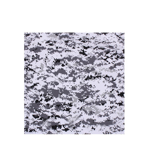 Rothco Digital Camo Bandana (City Digital) - Stryker Airsoft
