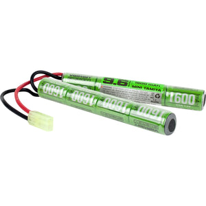 Valken Energy 9.6v 1600mAh NiMH Split Battery - Stryker Airsoft