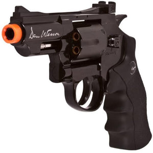 "ASG Dan Wesson 2.5"" CO2 Revolver Airsoft Gun (Black)"