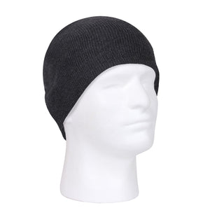 Rothco Deluxe Acrylic Skull Cap (Charcoal Grey) - Stryker Airsoft