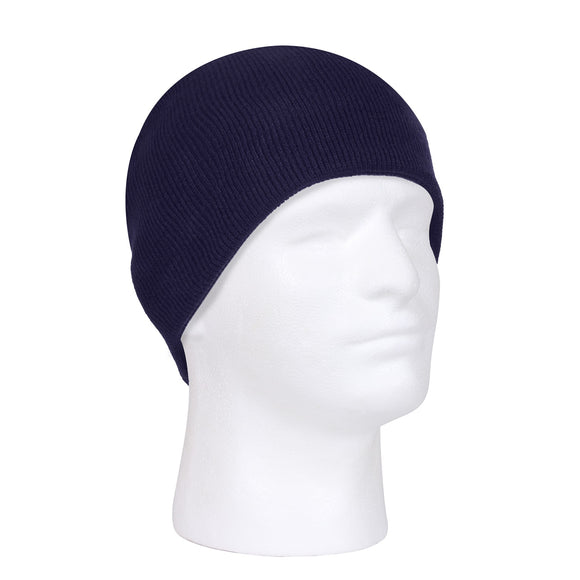 Rothco Deluxe Acrylic Skull Cap (Navy Blue) - Stryker Airsoft