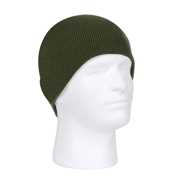Rothco Deluxe Acrylic Skull Cap (OD) - Stryker Airsoft
