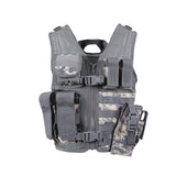 Rothco Kid's Tactical Crossdraw Vest (ACU) - Stryker Airsoft