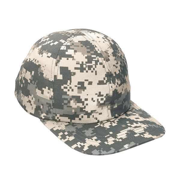 Rothco Kid's Adjustable Camo Cap (ACU) - Stryker Airsoft