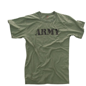Rothco Vintage Army T-Shirt - Stryker Airsoft