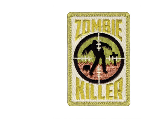 Rothco Zombie Killer Morale Patch - Stryker Airsoft