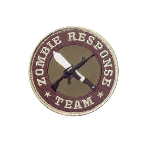 Rothco Zombie Response Team Morale Patch - Stryker Airsoft