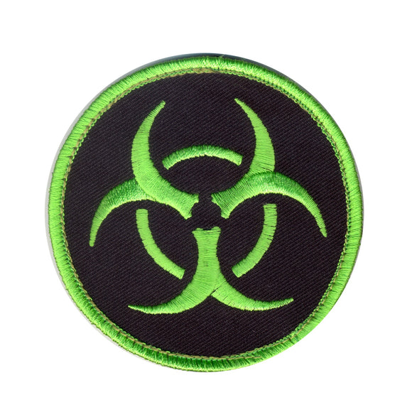 Rothco Biohazard Morale Patch - Stryker Airsoft