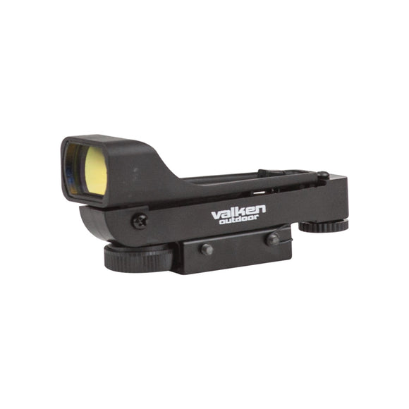 Valken Outdoor Dual Mount Molded Red Dot Sight - Stryker Airsoft
