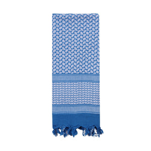 Rothco Shemagh Tactical Desert Scarf (Blue/White) - Stryker Airsoft
