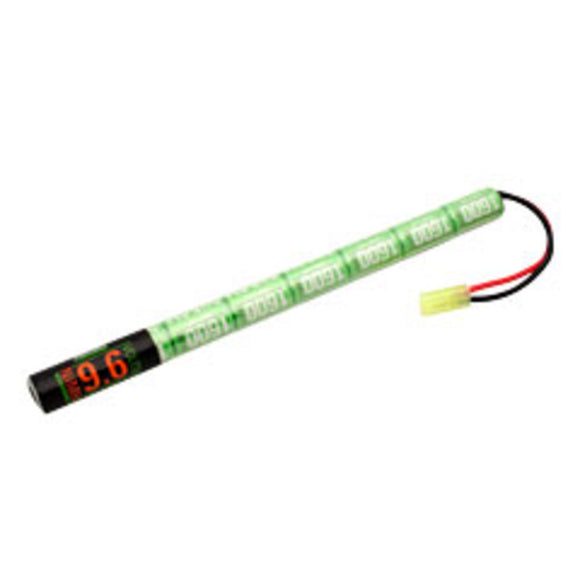 Valken Energy 9.6v 1600mAh NiMH Stick Battery - Stryker Airsoft
