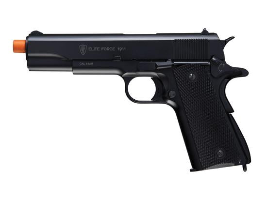 Elite Force 1911 A1 CO2 Blowback Pistol Airsoft Gun (Black)