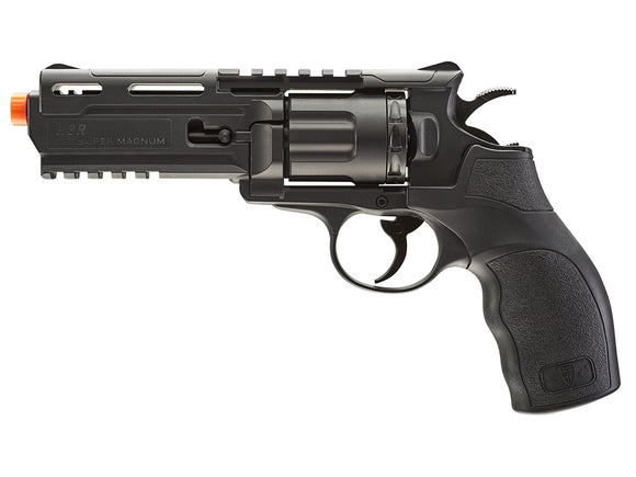 Elite Force H8R CO2 Revolver Airsoft Gun (Black)