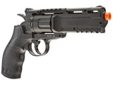 Elite Force H8R CO2 Revolver Airsoft Gun (Black) - Stryker Airsoft