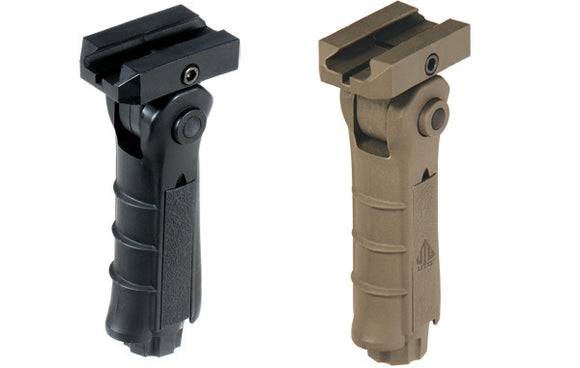 UTG Ambidextrous 5-Position Foldable Foregrip - Stryker Airsoft