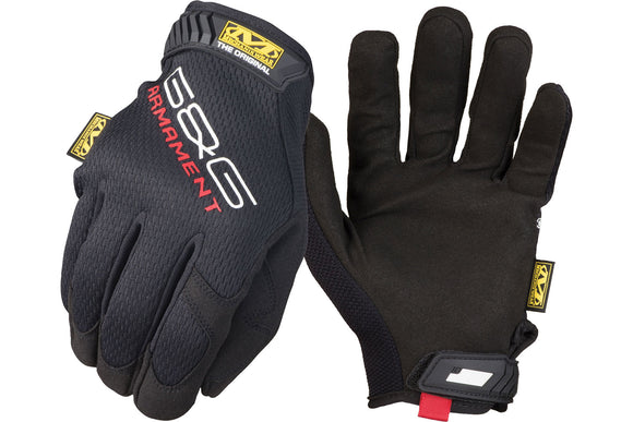 G&G Mechanix Gloves - Large (Black) - Stryker Airsoft
