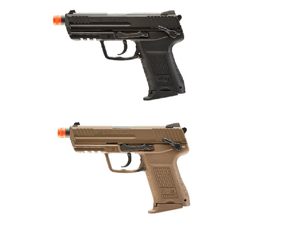 Elite Force H&K HK45CT Gas Blowback Pistol Airsoft Gun - Stryker Airsoft