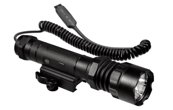 UTG 200 Lumen Combat LED Flashlight - Stryker Airsoft
