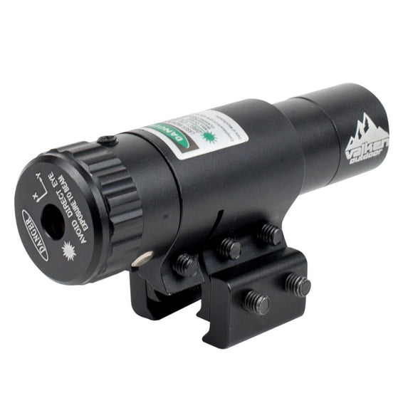 V-Tactical Green Laser w/ Weaver Mount - Stryker Airsoft