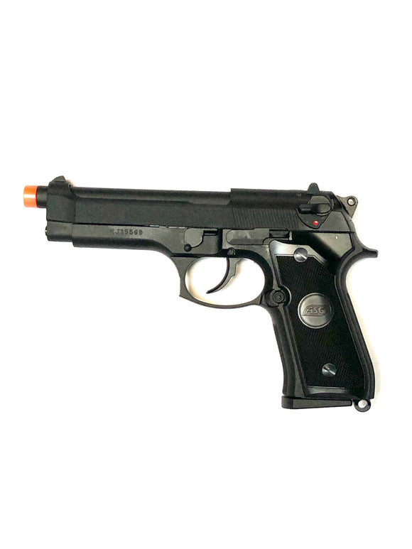ASG M9 Heavy Weight Gas/CO2 Blowback Airsoft Pistol - Stryker Airsoft