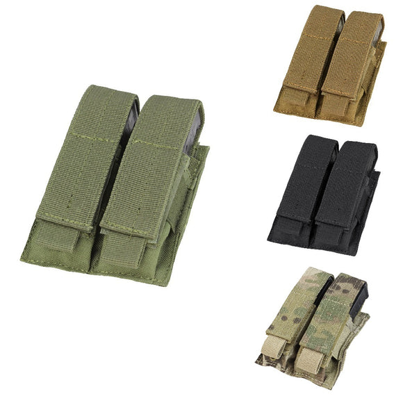 Condor Outdoor Double Pistol Magazine Pouch - Stryker Airsoft