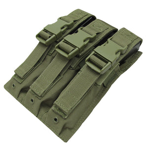 Condor Outdoor Triple MP5 Magazine Pouch - Stryker Airsoft
