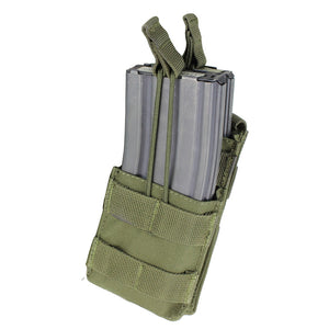 Condor Outdoor Single Open Top Stacker M4/M16 Magazine Pouch - Stryker Airsoft