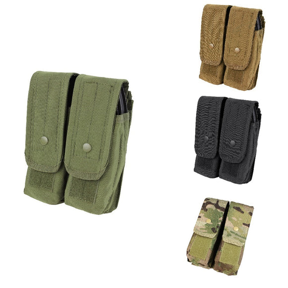 Condor Outdoor Double AR/AK Magazine Pouch - Stryker Airsoft