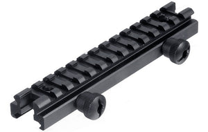 "UTG 0.5"" High 13-Slot Low-Profile Full Size Riser Mount - Stryker Airsoft"