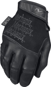 Mechanix Wear Recon Tactical Shooting Gloves - Medium (Black) - Stryker Airsoft