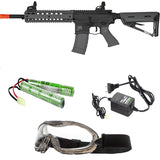 Valken Combo C Starter Package (Black/Grey) - Stryker Airsoft