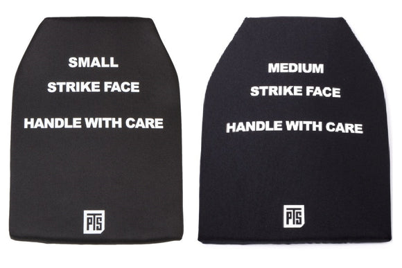 PTS Front & Back SAPI Dummy Plates - Stryker Airsoft