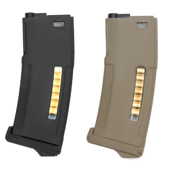 PTS 150rd M4/M16 EPM Mid Capacity AEG Magazine - Stryker Airsoft