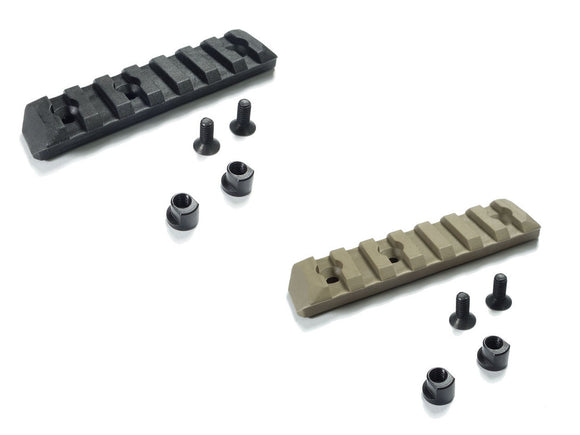 PTS Keymod 7 Slots Enhanced Rail Section - Stryker Airsoft