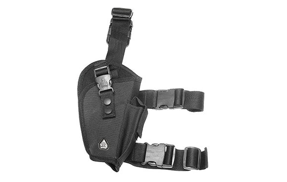 UTG Right Handed Elite Tactical Thigh Holster - Stryker Airsoft
