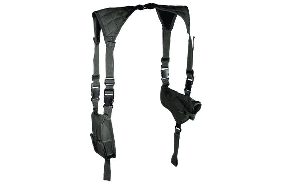 UTG Law Enforcement Horizontal Shoulder Holster - Stryker Airsoft