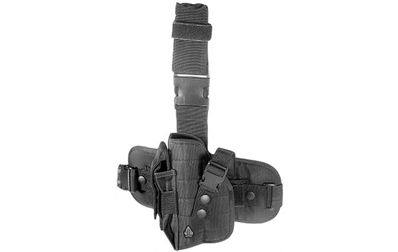 UTG Left Handed Special Ops Tactical Thigh Holster - Stryker Airsoft