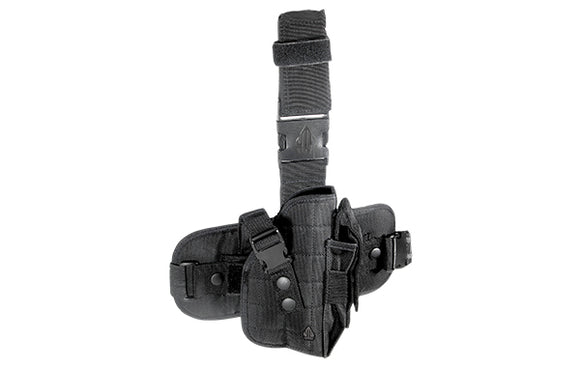 UTG Right Handed Special Ops Tactical Thigh Holster - Stryker Airsoft
